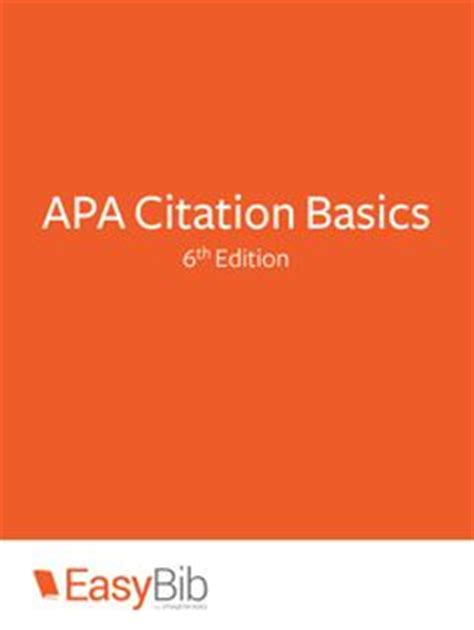 Example research papers in apa format